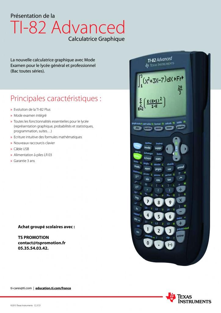 présentation_TI-82-Advanced_tspromotion_achat_groupé_scolaire_TI